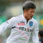 踢到50歲!日本足球名將續約成最老球員