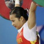 國際奧委會裁定取消北京奧運中國三枚舉重金牌