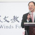 談台灣民主困境,江宜樺:總統從外交國防管到住宅政策,卻不用對政策負責