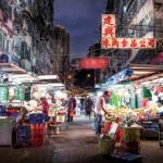 BBC圖輯:攝影師鏡頭下的香港老城區