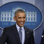 任內最後一場記者會》「發自內心相信美國會很OK」 歐巴馬抱持希望,樂觀迎接川普時代