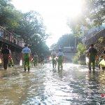 「淨過一次川,你就不敢再亂丟垃圾了!」年輕人挺身而出,許故鄉一條清爽河流