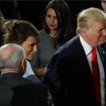 BBC圖輯:川普宣誓就職美國總統