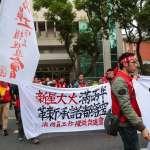 「缺1.5萬只補3000人」消防員總統府陳情 抗議過勞風險