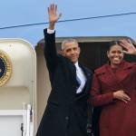 歐巴馬卸任之後做什麼?直飛南加州打小白球 預告很快會「重返工作崗位」