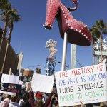 川普當總統我抗議啦!全球兩百萬人走上街頭 「為人權和女性發聲」