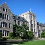這麼美的城堡,誰相信是學校啊?什麼角度拍都漂亮,韓國最美大學是這5間!