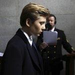 他只是個10歲男孩!川普么兒成嘲諷對象 《周六夜現場》編劇遭無限期停職