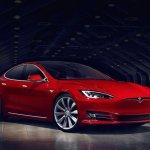 第一座超級充電站啟用 Tesla完成全台首批Model S交車