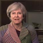 新年「雞」祥!英國首相梅伊錄影片 向全球華人拜年
