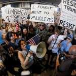 美國總統川普拒移民 諾貝爾和平獎得主齊聲譴責