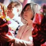 搶攻宗教票!蔡英文不只勤跑宮廟 近期頻訪教會修補關係