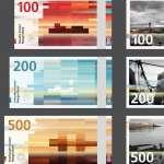 這樣的鈔票誰捨得花?世界最美的挪威漸層紙鈔,除了漂亮還很難仿冒…