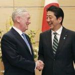 日本要全額負擔美軍軍費嗎?「瘋狗」部長訪日僅稱:日本分擔費用是他國表率