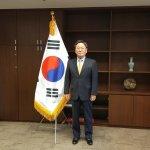 南韓駐台代表楊昌洙:台灣是旅遊、退休、養老的好地方