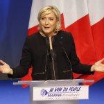 女版川普?法國優先、反全球化、仇視移民與穆斯林 極右派總統候選人勒潘承諾「讓法國再度自由」