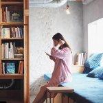 住進這房間,整個人都氣質起來啦!東京必訪文青膠囊旅館,3200本好書相伴入夢