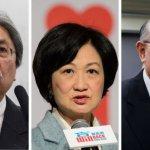 2017香港特首選舉:三位候選人政綱比拼