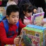 台灣閱讀調查》受限升學壓力 國中生借書量不到小學生一半