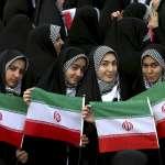 伊斯蘭革命勝利38週年 數百萬伊朗民眾上街高調反美