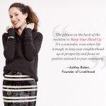 伊凡卡學著點》前副總統拜登女兒創成衣品牌  百分之百美國製造  盈餘全部回饋貧困社區