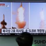 蘆洞?舞水端?北極星?北韓這次試射的是什麼飛彈?