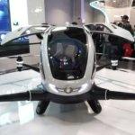 杜拜將於7月推出載人無人機服務