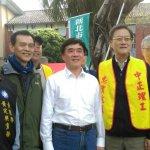 聲援800壯士,郝龍斌:藍委不排除結合他黨提出釋憲