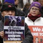 川普還是要擋移民 美國政府擴大執行移民法