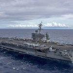 南海北韓局勢緊張》「兩支太平洋艦隊隨時可應戰」美軍:我們準備好了