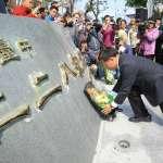 「二二八元凶指向蔣介石」 林佳龍:去神格化,台中集中安置39座銅像