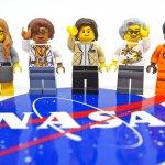 永垂不朽!樂高推出Q版積木玩具向NASA女科學家致敬