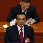 中國兩會》李克強宣示今年發展目標:推動經濟穩定成長、實施積極就業政策