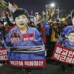 回青瓦台?還是成為下一個被關總統?南韓憲法法院10日宣判朴槿惠彈劾案