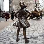 女力時代!無畏女孩對峙猛衝公牛 華爾街力促性別平等