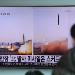 只差兩百公里就打到日本陸地!北韓飛彈刷新彈著點最接近日本紀錄