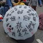311反核遊行》「2025年擺脫依賴核能」蔡英文:有一天,數百座離岸風機將豎立在台灣海峽