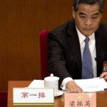香港特首當上中國政協副主席!梁振英引發兼任爭議