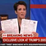 美國總統有繳稅!川普2005年報稅證明曝光