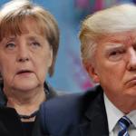 當德國鐵娘子碰上美國狂總統》梅克爾與川普首次會晤 預料將聚焦於貿易、移民、北約、氣候變遷