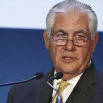 BBC分析:美國國務卿提勒森訪問東亞三國 他想談什麼?