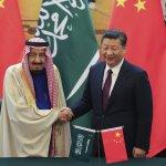 沙烏地阿拉伯國王訪問中國  兩國簽署650億美元大單