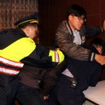 「性侵受害者坦承指控造假」 自稱夏林清學生闖入立院