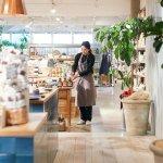 在東京自由之丘超流行的雜貨美食複合式商店,發現台灣味小專區…