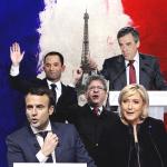 2017法國總統大選》五張圖看懂法國總統候選人政見