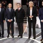 法國總統大選首場辯論》馬克宏怒嗆勒潘分裂國家 民調:勒潘表現與費雍一樣糟