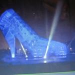 高跟鞋教堂巴洛克光雕展 點亮雲嘉南濱海國家風景區