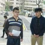 輔大學生2度闖立法院「為夏林清申冤」再度被請出