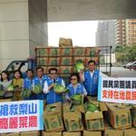 國民黨稱梨山高麗菜價崩,菜農:沒有東西賣哪來滯銷?