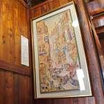 柯文哲明出訪東南亞 這幅「台北畫」被用來當作伴手禮...